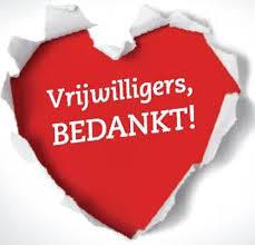 Vrijdag 22-okt Vrijwilligers-Bedank-Avond